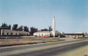 HOLDREGE , Nebraska , 1950-60s ; Tower Lodge