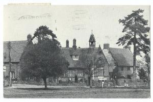 Northamptonshire; The School, Nether Heywood PPC, Posted