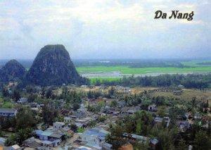 DA NANG Socialist Republic of Vietnam Southeast Asia Large Postcard