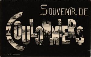CPA Souvenir de COULOMMIERS (249708)