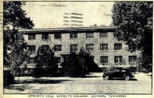 Epworth Hall, Lambuth College  -tn_qq_0874