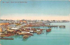 Lot120 lagos nigeria ebute ero on market day boat