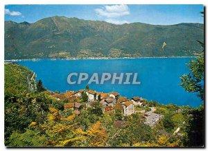 Postcard Modern Scaiano Gamb Lago Maggiore