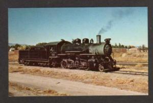 COLORADO CO LOVELAND Great Western Railroad Train PC