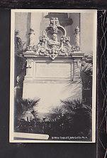 Serra Tablet,San Diego Fair Postcard