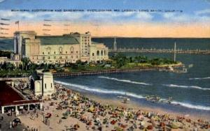 Municipal Auditorium and Bandstand