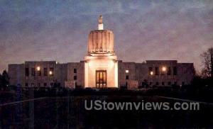 Oregon State Capitol Building Salem OR Unused