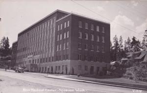 RP: SPOKANE, Washington, 1920-1940s;  New Medical Center
