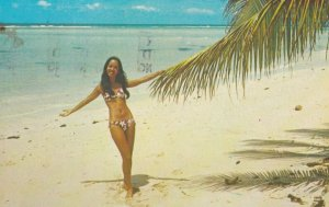 Beauty on the Beach , BARBADOS , West Indies , 1975