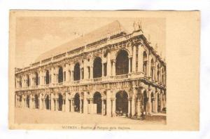Basilica e Palazzo Della Ragione, Vicenza (Veneto), Italy, 1900-1910s