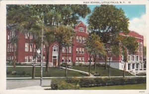 New York Little Falls High School