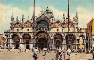 Italy Venezia The Basilica of St. Mark, Basilique de S. Marco
