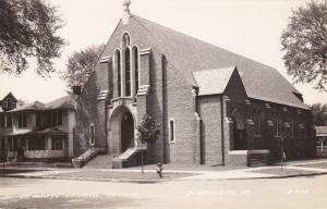 RP: OSKALOOSA , Iowa , 1930-40s ; St Mary's Catholic Church