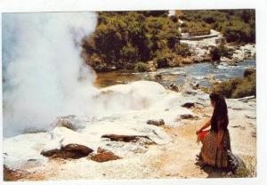 Papakura Geyser, New Zealand 60-70s