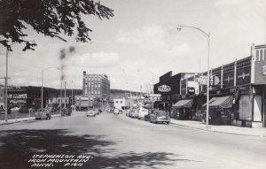 RP: IRON MOUNTAIN , Michigan , 1930-40s ; Stephenson Avenue