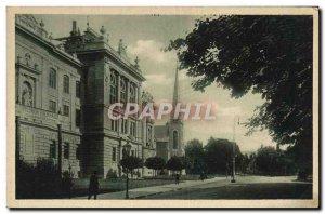 Old Postcard Mahr Schonberg
