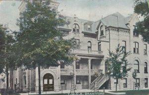 BRANTFORD , Ontario , PU-1909; Y.W.C.A., version 2