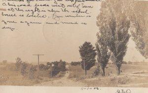 RP: CASANOVIA , Michigan , 1906 ; Road