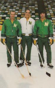 Bloomington, Minnesota, 1981-82 ; Ice Hockey Northstars Coaches