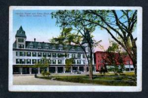 VT White River Junction House & Gates Block VERMONT PC