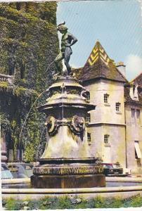 France Dijon La Bareuzai Symbole du Vigneron