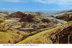 Kooskia, Idaho - Middle Fork