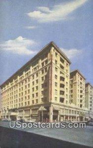Hotel Multnomah - Portland, Oregon