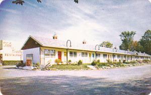 Canada Dayton's Motel Villas and Town N' Country Restaurant Ottawa Ontario