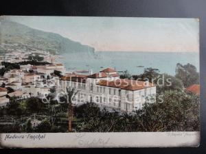 c1904 - Portugal: Madeira - Funchal D. Amelia Hospital