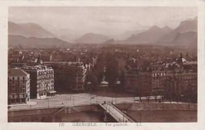 RP; GRENOBLE, General View, Rhone-Alpes, France, 10-20s