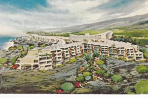 Kona Surf, a dramatic new luxury resort,  overlooks Keauhou Bay,  Hawaii,  PU...