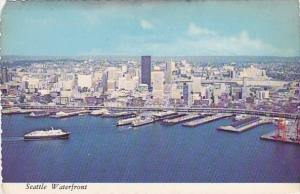 Seattle Waterfront Seattle Washington