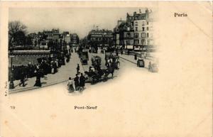 CPA PARIS (1e) Pont-Neuf. (562526)
