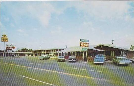 Texas Childress Ranchouse Motel & Restaurant
