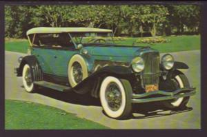 1929 Duesenberg Postcard
