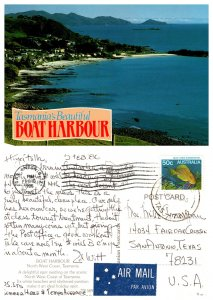 Boat Harbour, North West Coast, Tasmania, Australia