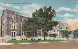 Canada Toronto Royal Ontario Museum