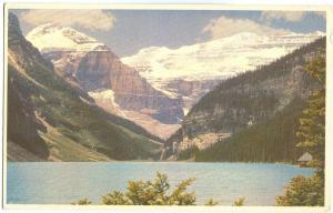 Lake Louise, Banff National Park, Canada, unused Postcard