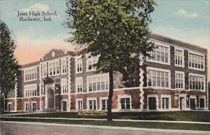 Indiana Rochester Joint High School