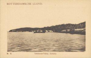 Indonesia Emmahaven Padang Sumatra Rotterdamsche Lloyd 03.24