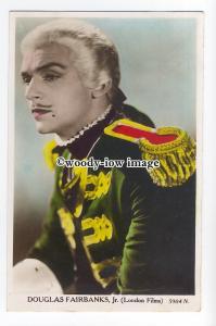 b5001 - Film Actor - Douglas Fairbanks Jr. London Films No.5904N - postcard