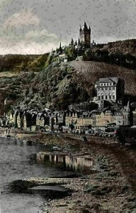 Cochem Mosel Schloss Castle Tower Chateau River Panorama