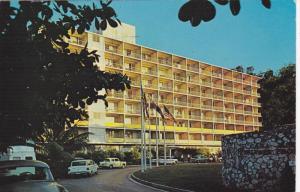Casa Montego Hotel, Montego Bay, jamaica, West Indies, PU-1975