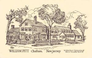 The William Pitt Inn Restaurant - Chatham NJ, New Jersey