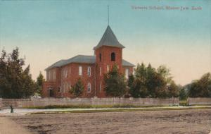 Victoria School, MOOSE JAW, Saskatchewan, Canada, 1900-1910s