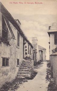 Old Maid's Alley , St George , Bermuda , 00-10s