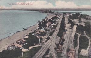 HAMILTON , Ontario , PU-1910 ; The Beach