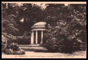 Jardin du Petit de Trianon,Versailles,France BIN
