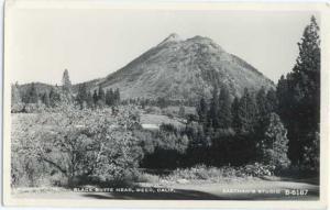 RP Black Butte near Weed California CA