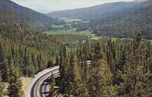 Colorado Rocky Mountain National Park kawuneeche Valley
